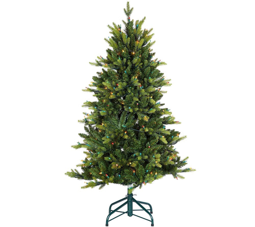 5' Noble Spruce with Multi Functions & Lights