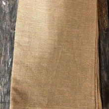 "54"" x 54"" Table Cloth Jute - Three Colors"