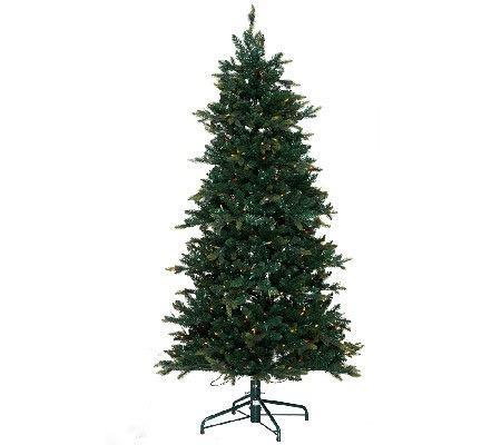 6.5' Manchester Fir Bethlehem w/ Instant Power & Multi Lights