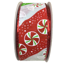 Peppermint Candy Ribbon