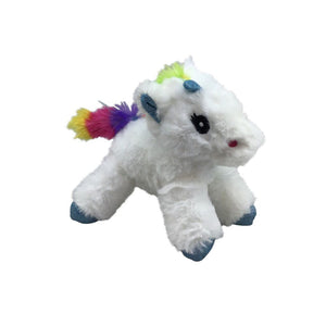 "8"" Plush Rattle Unicorn Yunice"