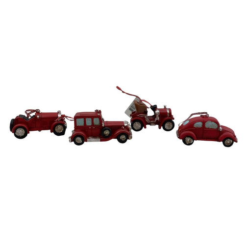 Resin Vehicle Ornament