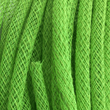 8mm x 30 YDS Jute Flex Tubing - Green