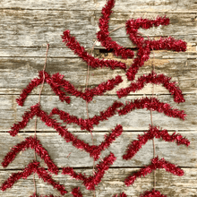 Metallic Red Work Garland Main Image
