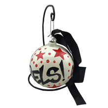 "9"" Ole Miss Ornament on Stand"