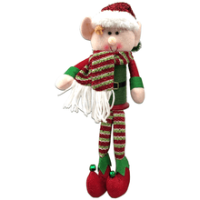 "9"" Yarn Spool Elf Sitter - 2 Styles"