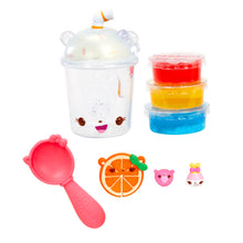 Num Noms Snackable Silly Shakes- Rainbow Slushie
