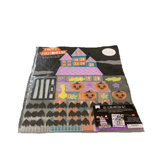 Gel Cling Poster Set- Count Down till Halloween and Bats Game