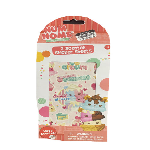 Num Noms Scented Sticker Sheets