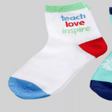 Teach Love Inspire Adult Socks