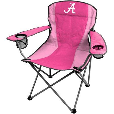 Alabama Crimson Tide Pink Quad Chair