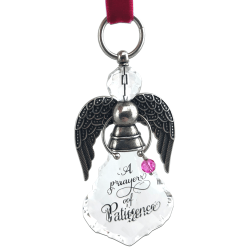 Angel Blessings Ornament - Patience