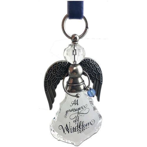Angel Blessings Ornament - Wisdom