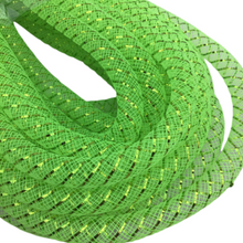 Apple Green Decor Mesh 3/8 Inch X 20 Yards