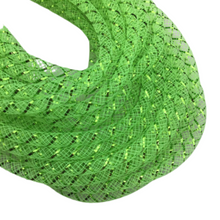 Apple Green Decor Mesh 1/4 Inch X 20 Yards
