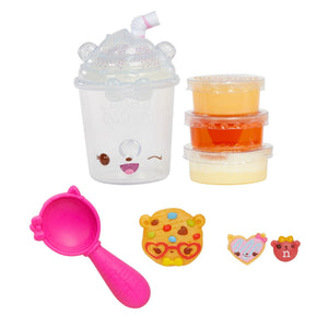 Num Noms Snackables Silly Shakes-Candy Corn Smoothie
