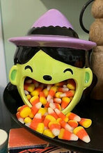 Witch Candy Dish Holder