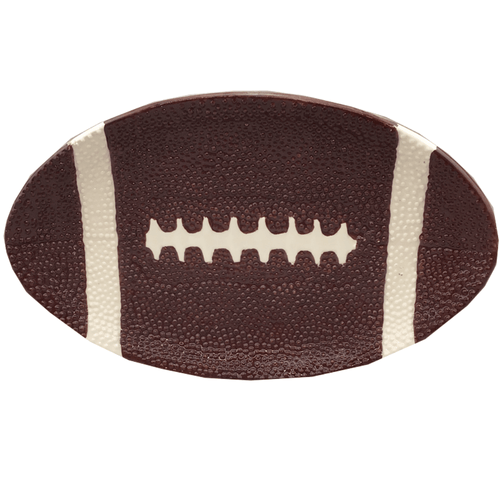 Ceramic Football Serving Dish