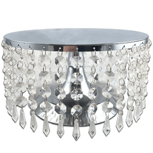 Crystal Beaded Cake Stand