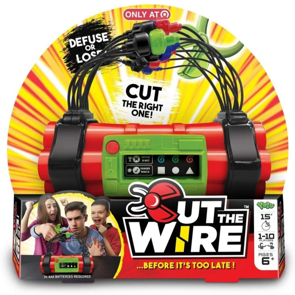 Yulu Cut The Wire Game