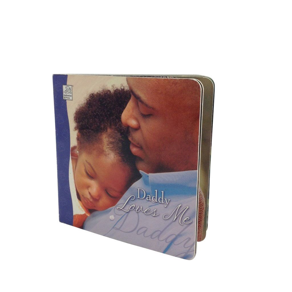Daddy Loves Me Book