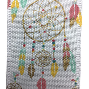 Dreamcatcher Southwestern Style Wired Ribbon