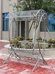 Electroplated Swing Bench