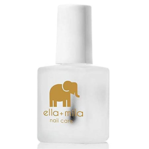 Ella + Mila Clear Coat Fingernail Polish