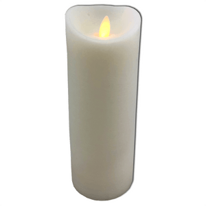 "Flameless Flicker LED Candle - 3"" x 8"""
