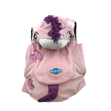 Hug-Mi Huggable Pony Backpack with Pull Out Costume