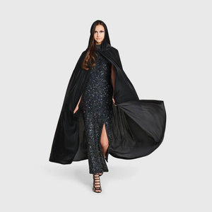 Hyde and EEK! Boutique Adult Velvet Cape