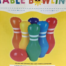 Inflatable Bowling Set 7 Count