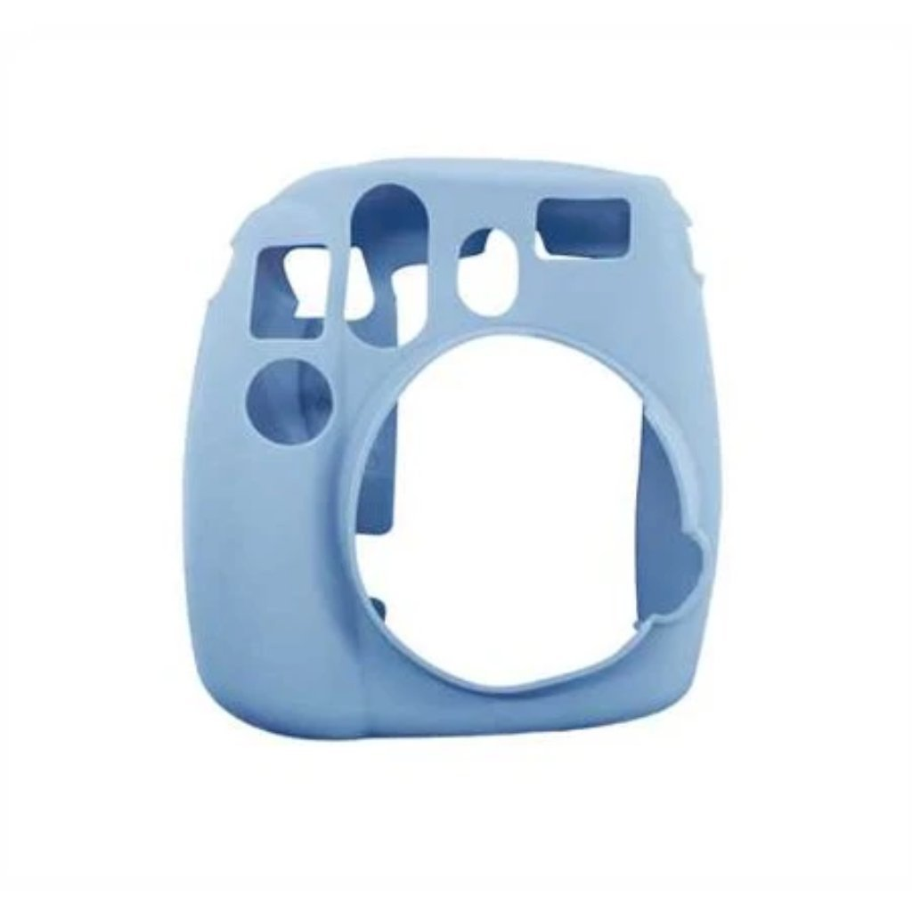 Instax Instant Camera Silicone Case - Blue