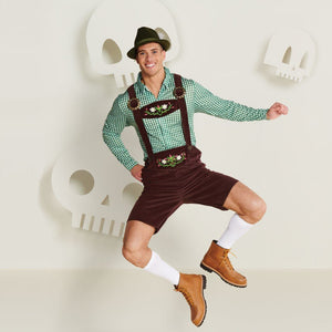 Hyde and Eek! Boutique Adult Lederhosen Costume