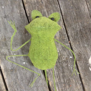 Moss-Feel Frog Pick - 2 Styles