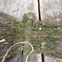 Moss Twig  Dragonfly & Butterfly Decor - 2 Styles