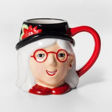 Mrs. Claus Mugs