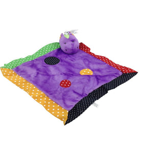 Multicolored Polka Dot Horse Baby Blanket Baby Ganz