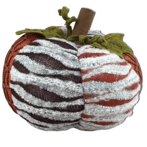 Plush Fall Sitter - Pumpkin or Gourd