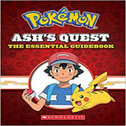 Pokemon Ash's Quest- The Essential Guide Book