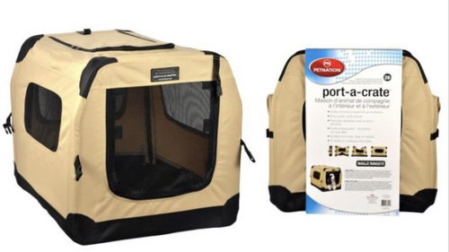 Port A Crate Dog Carrier Petnation