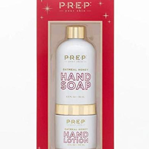PREP Your Skin Hand Soap and Lotion Holiday Gift Duo Set