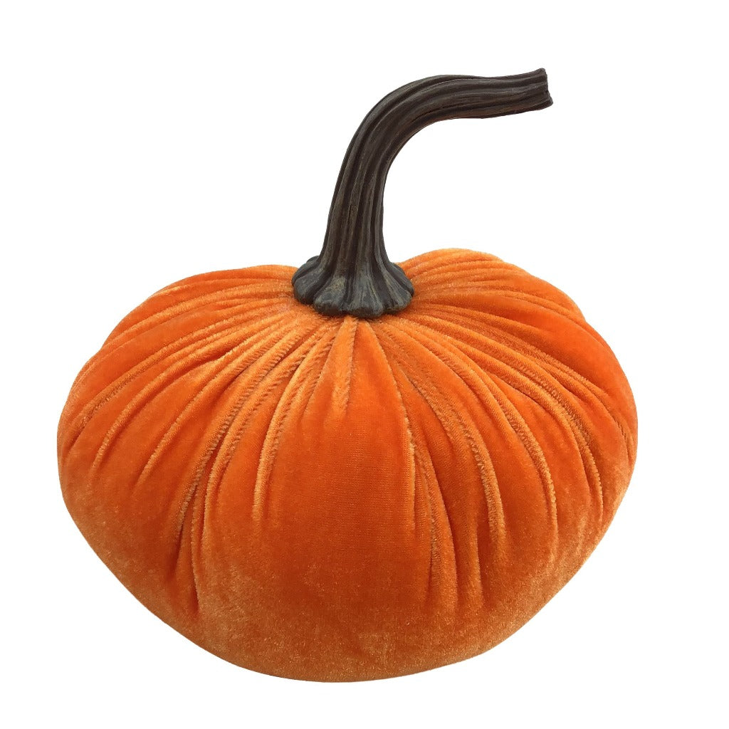 Plush Pumpkin Sitters- 2 Assorted