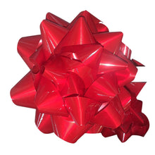"Wondershop 8"" Shimmer Bow- Red or Silver"