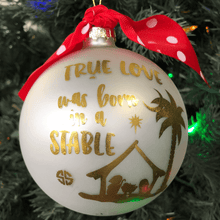 "Simply Southern ""True Love"" Ornament"