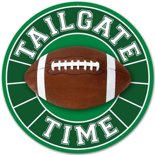 Tailgate Time Football Sign