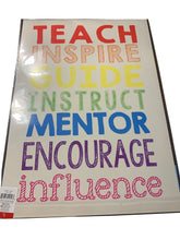 Teacher Inspiration Poster