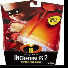 "The Incredibles 2 Super Speed Dash 6"" Action Figure"