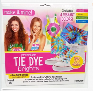 Tie Dye Brights Kit