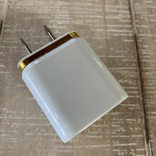 USB Home Charger Chrome
